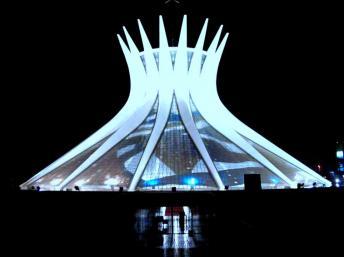 Niemeyer el brasile o que se asegur un sitial entre los - Arquitecto de brasilia ...